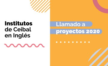 Llamado a Proyectos 2020 para Institutos CEI