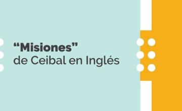 """""""Misiones"""" de Ceibal en Inglés: cómo se rediseñó el programa para adaptarse a la nueva realidad educativa"""