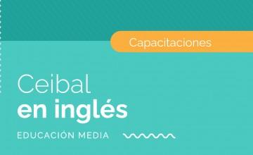 Conversation Class 2021 de Ceibal en Inglés: inscripciones abiertas