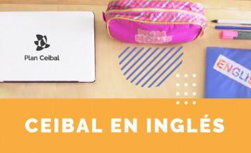 Propuesta educativa de Ceibal en Inglés adaptada a la nueva realidad