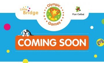 Olympic Games CEI-Little Bridge ¡Entre el 16 de agosto y 15 de octubre!